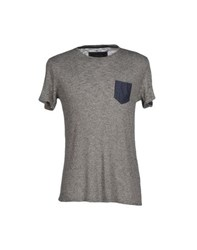 Vneck Topwear T Shirts Men Lead