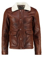 Minimum Brixton Light Jacket Bison Brown