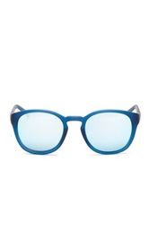 Cole Haan Men's Wayfarer Sunglasses Blue
