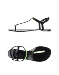 Vicini Thong Sandals Light Green