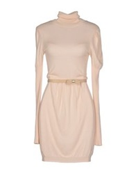 Betty Blue Short Dresses Light Pink