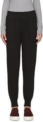 Rag And Bone Black Scout Lounge Pants