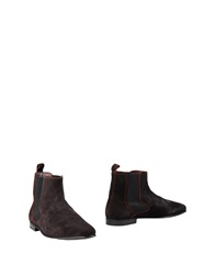 Paul And Joe Ankle Boots Dark Brown