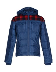 Macchia J Coats And Jackets Jackets Men Blue