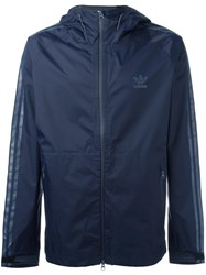 Adidas Originals Adicolour Deluxe Windbreaker Jacket Blue