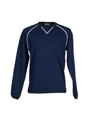 Cycle Topwear Sweatshirts Men Dark Blue