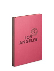 Louis Vuitton Los Angeles City Guide Book