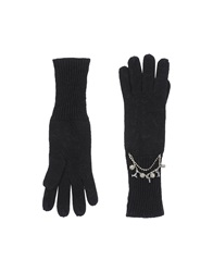 Just For You Gloves Black