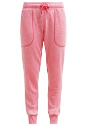 Twintip Tracksuit Bottoms Coral