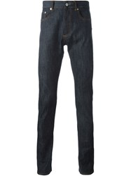 Givenchy Slim Fit Jeans Blue