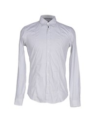 Messagerie Shirts Shirts Men White