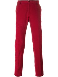 Etro Tapered Tailored Trousers
