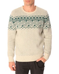 Timberland Grey Patterned Sweater