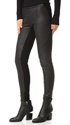 Gareth Pugh Leather Pants Black