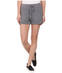 Candc California Triblend Tab Shorts Heather Grey Women's Shorts Gray