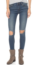 Free People Destroyed Jeans Josie