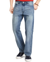 Izod Relaxed Fit Jeans Light Vintage
