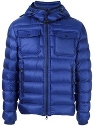 Moncler 'Valence' Padded Jacket Pink Purple
