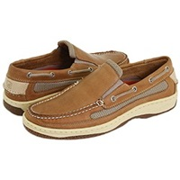 Sperry Billfish Slip On Tan Beige Men's Slip On Shoes