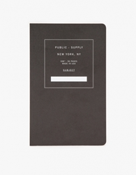 Ruled Paper 5' X 8' Notebook