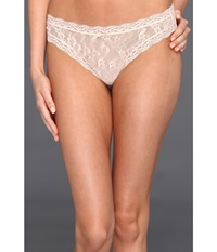 Dkny Intimates Signature Lace Thong 576000 Pretty Nude Women's Underwear Beige