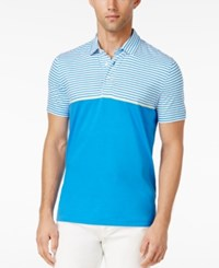 Tommy Hilfiger Men's Garland Polo French Blue