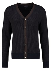 Tommy Hilfiger Tailored Cardigan Brown
