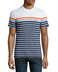 Penguin En Board Short Sleeve Tee Bright White