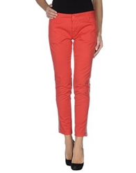 Vicolo Casual Pants Red
