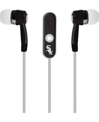 Mizco Chicago White Sox Earbuds Team Color