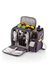 Picnic Time 'Malibu' Insulated Picnic Tote Purple