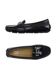 Ice Iceberg Footwear Moccasins Women Black