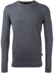Calvin Klein Crew Neck Jumper Black