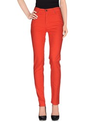Cimarron Trousers Casual Trousers Women Red