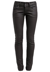 Ltb Molly Slim Fit Jeans Brown Coloured Denim