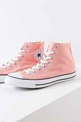 Converse Chuck Taylor All Star High Top Sneaker Pink