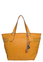 Evenandodd Tote Bag Curry Mustard