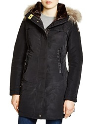 Parajumpers Selma Fur Trim Down Parka