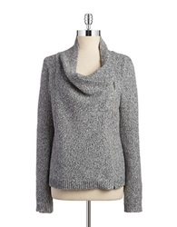 Bailey 44 Knit Cardigan Grey