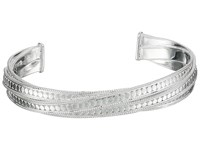 Anna Beck Twisted Skinny Cuff Sterling Silver Bracelet