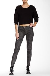 Current Elliott The Ankle Skinny Pant Gray