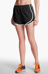 Nike 'Tempo' Track Shorts Online Only Solid Black White