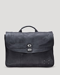 Will Leather Goods Kent Messenger Bag Black