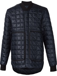 Tim Coppens Padded Jacket Blue