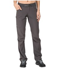 Arc'teryx Sylvite Pants Iron Anvil Women's Casual Pants Gray