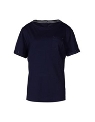 Helly Hansen T Shirts Dark Blue