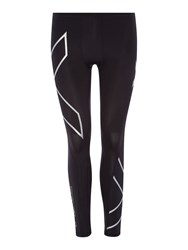 2Xu Mens Compression Tight Black