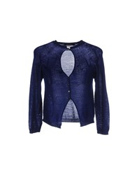 Scooterplus Knitwear Cardigans Women Blue