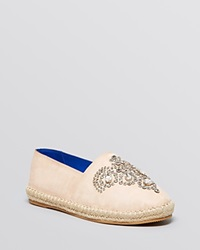 Jeffrey Campbell Espadrille Flats Kori Jeweled