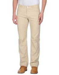 Versace Jeans Couture Casual Pants Sand